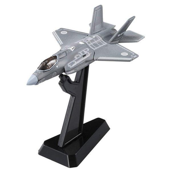 TOMICA PREMIUM 28 黑盒28 航空自衛隊F-35_ TM10897多美小汽車