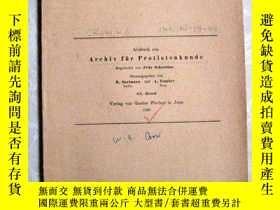 二手書博民逛書店民國1928年外文資料:Contributions罕見to th
