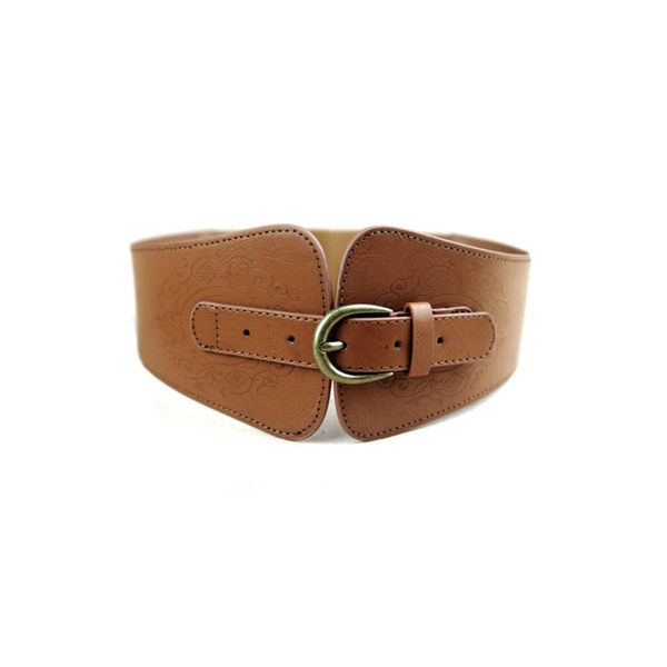 得來福,H302腰封走秀美色時尚腰封鬆緊腰帶皮帶寬腰帶腰封腰帶,售價250元