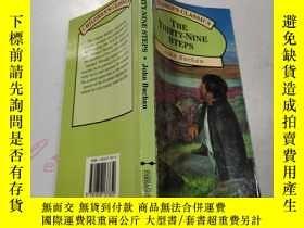 二手書博民逛書店the罕見thirty-nine steps:三十九級臺階Y212829