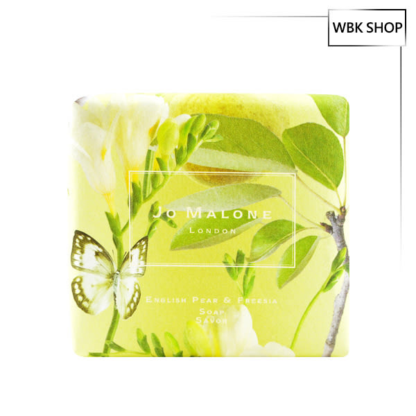 Jo Malone 沐浴香皂 英國梨與小蒼蘭 100g (壁畫包裝) - WBK SHOP