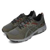 Asics 慢跑鞋 Gel-Venture 7 綠 橘 男鞋 運動鞋 野跑鞋 【PUMP306】 1011A560301