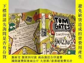 二手書博民逛書店TOM罕見GATES EVERYTHING AMAZING 湯姆·蓋茨一切都很棒Y200392