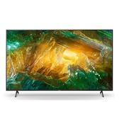 台北音響店推薦《贈優質HDMI線 》SONY KD-85X8000H 85吋 4K 直下式 LED 背光電視