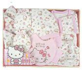 佳美-KITTY凱蒂貓新生兒禮盒組 (H70013)(四季適用) 938元+ 附KT紙袋