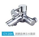 *洗好澡!*衛浴 淋浴龍頭組(含:蓮蓬頭及配件) 高質感水龍頭 設計師指定款 CY-204