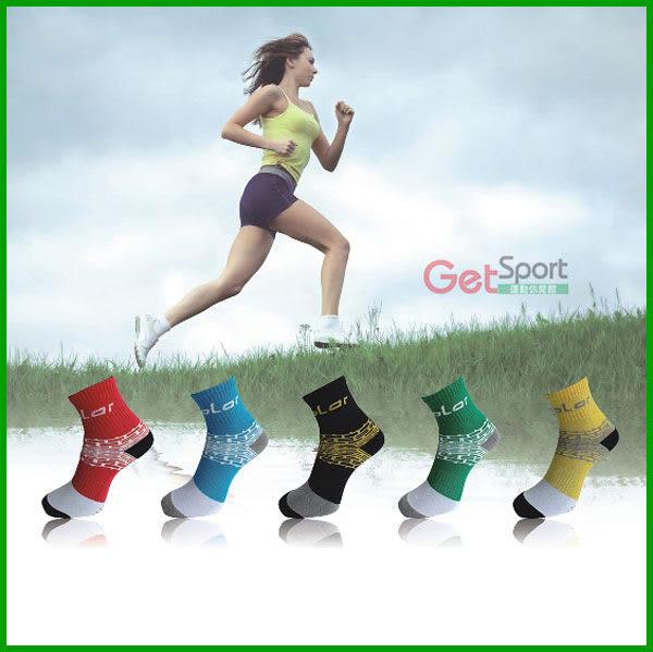 竹炭止滑運動襪(厚底/防滑/氣墊襪/MIT微笑標章/台灣製造)