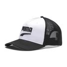 Puma 黑色 運動帽 老帽 遮陽帽 透氣 排汗 運動 六分割帽 棒球帽 卡車帽 02255701