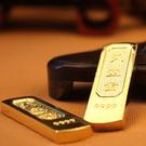 開光金條擺件金磚實心精致黃金十萬兩...