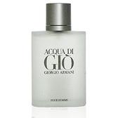 Giorgio Armani Acqua di Gio 寄情水男性淡香水 100ml 無外盒包裝