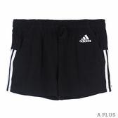 adidas 女 ESS 3S SHORT 愛迪達 運動短褲- BR5963