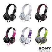 展示機出清!!  SONY 重低音系列 耳罩式立體聲耳機 MDR-XB400