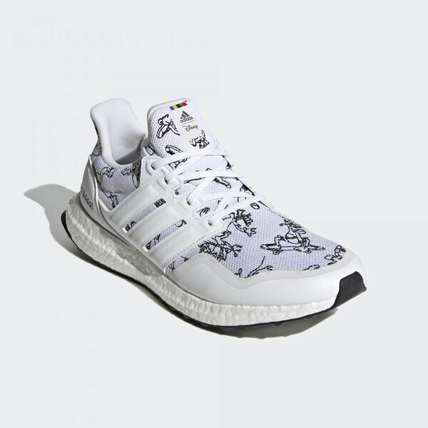 Adidas Ultraboost Dna X Disney [FV6049] 男鞋 慢跑 運動 迪士尼聯名 高飛 白