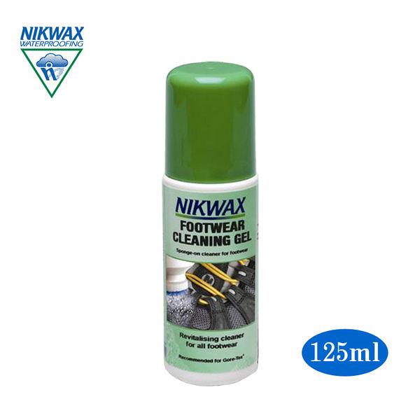 NIKWAX 登山鞋清洗劑 821 / Footwear cleaning gel / 專業機能性GORE-TEX衣‧包‧鞋 清洗劑 /英國進口