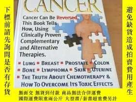二手書博民逛書店Cancer:罕見An Alternative Medicine