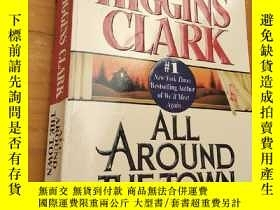 二手書博民逛書店all罕見around the townY16663 Mary