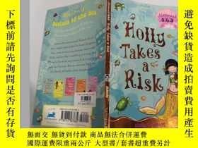 二手書博民逛書店Holly罕見Takes a Risk :霍莉冒險Y200392