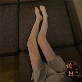 襪子女薄款外穿蕾絲襪長筒性感瘦腿絲襪打底襪【橘社小鎮】