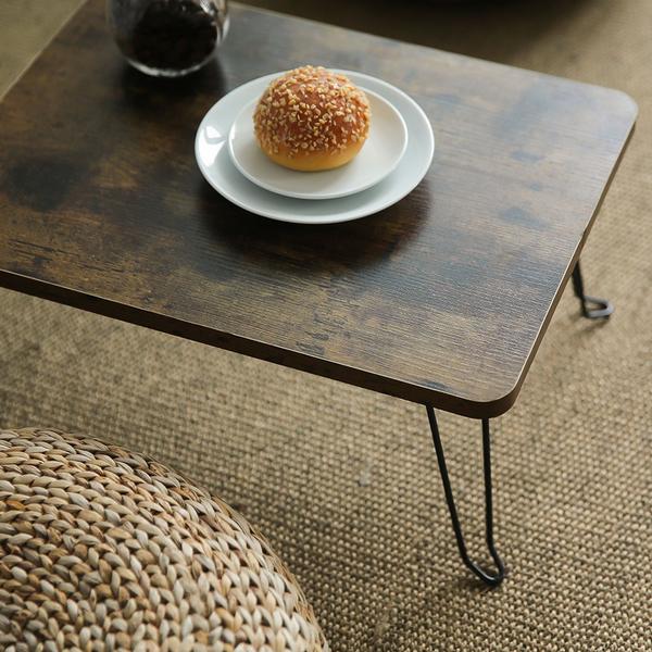 樂嫚妮 和室茶几邊桌 折疊桌 矮桌 寬-40cm-[限時下殺-2/14 09:59]