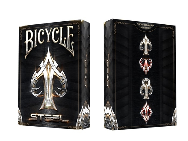 【USPCC 撲克】BICYCLE Steel PLAYING CARDS