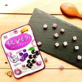 (有效期限至2019.05.05)【味覺百饌】糖霜黑加侖風味Q軟糖/包(26g)-奶蛋素