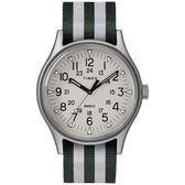 TIMEX 天美時(TXTW2R80900) MK1 軍錶 手錶/銀綠/40mm
