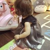 女童禮服 小童裝女 寶寶洋氣裙子周歲禮服 嬰兒公主裙 超值價