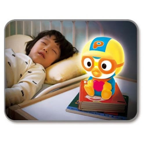 Pororo快樂小企鵝 晚安小夜燈_ RR72575