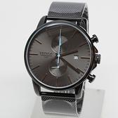 [萬年鐘錶]  TAYROC英國設計 英倫紳士限量禮盒套組 風靡 火紅 平價 時尚 米蘭錶帶 藍秒針 TMX097S