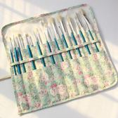 手工布藝帆布畫筆毛刷筆袋 水彩粉筆毛筆專用收納插筆袋 筆簾     時尚教主