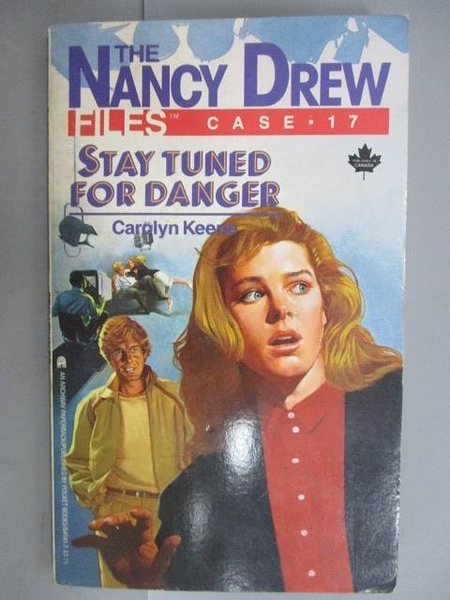 【書寶二手書T1/原文小說_NCN】The Nancy Drew-Flies Case 17