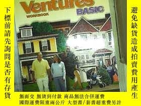 二手書博民逛書店Ventures罕見BASIC WORKBOOKY180897