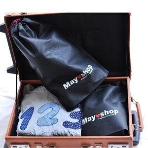 ♥靚女堂♥【S101100501】旅行衣物收納袋 鞋袋 化妝袋 小物萬用收納束口袋