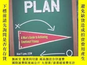 二手書博民逛書店Game罕見Plan: A Man s Guide to Ach