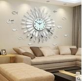 歐式創意藝術客廳鐘錶掛鐘簡約時尚
