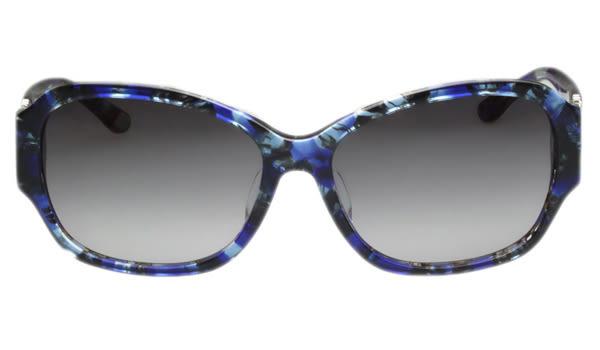 Juicy Couture -時尚太陽眼鏡(藍色)