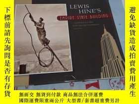 二手書博民逛書店Lewis罕見Hines Empire State Buildi