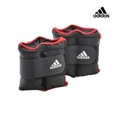 Adidas Training-可調式訓練護踝-2kg(黑色)