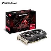 全新 撼訊AXRX 590 8GBD5-DHD RedDragon 8G GDDR5 256bit AMD顯示卡