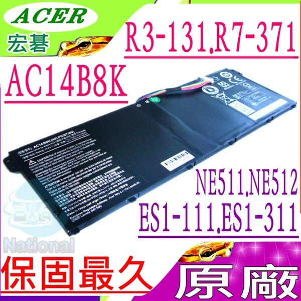 ACER 電池(原廠)-宏碁AC14B8K,E3-111,E3-111M,E3-112,E3-112M,R3-131T,R3-471,R5-471T,R7-371T,CB3-531,CB5-571