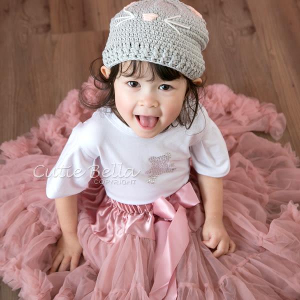 Cutie Bella蓬蓬裙Dusty Pink,120CM