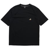 KANGOL 短袖 短T 黑 胸前口袋 袋鼠 棉 男 (布魯克林) 6021100820