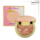 Too Faced 水蜜桃修容餅 (啞光古銅+微閃蜜桃色+微閃莓果色) 13.5g Sweetie Pie - WBK SHOP