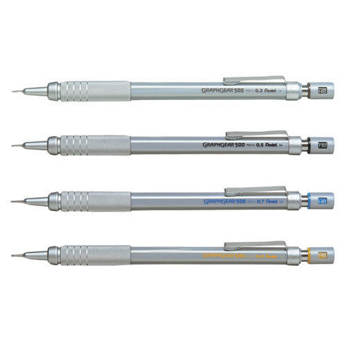 Pentel  PG513‧PG515‧PG517‧PG519   製圖鉛筆  /  支