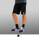 【男人幫大尺碼】K0604*簡約配色素面抽繩透氣涼爽機能短褲休閒短褲
