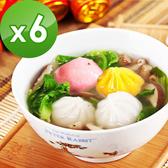 三低素食年菜 樂活e棧 吉祥如意-茹薏果任選6包(10顆/包)-奶素