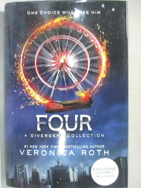 【書寶二手書T5/原文小說_DAQ】Four: A Divergent Collection_Roth, Veronica