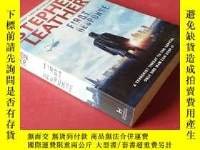 二手書博民逛書店FIRST罕見RESPONSE【Stephen leather】