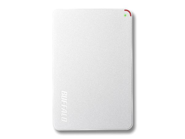 BUFFALO MiniStation PCFU3D 1TB USB3.0 2.5吋 行動硬碟 二年保固
