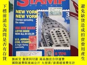 二手書博民逛書店SCOTT罕見STAMP MONTHLY OCTOBER 2004Y248636 出版2004